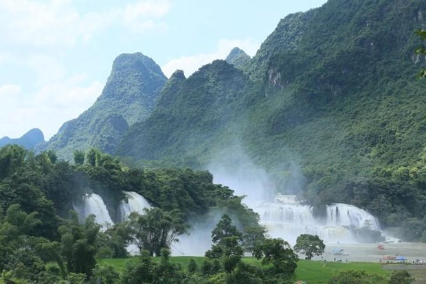 Ban Gioc, les plus grandes chutes d'Asie du Sud-Est hinh anh 2