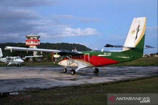 L'Indonesie recherche un avion Twin Otter hinh anh 1