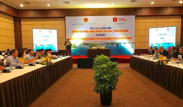 Le Danemark soutient le Vietnam dans le developpement durable hinh anh 1