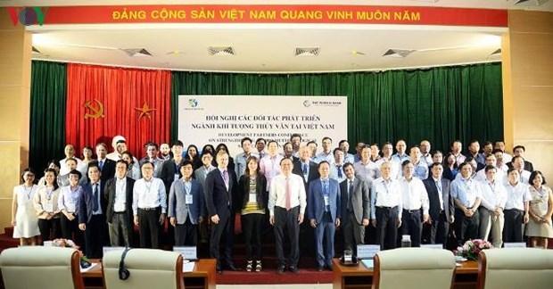Le secteur hydrometeorologique cherche a mobiliser les ressources de developpement hinh anh 1
