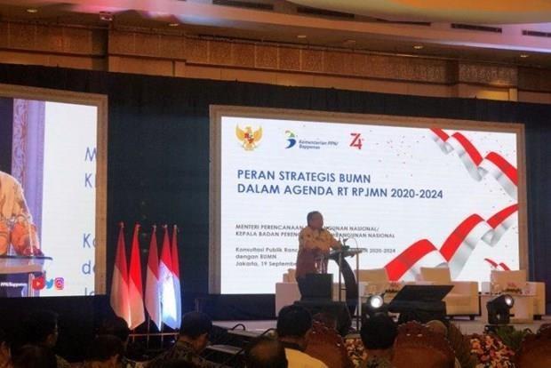 Le gouvernement indonesien esquisse trois scenarios de croissance hinh anh 1