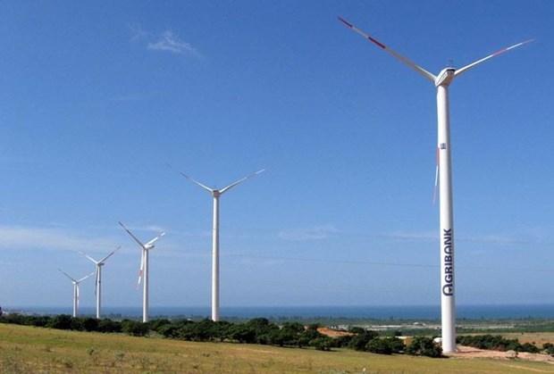 Energie eolienne: le Vietnam sera une