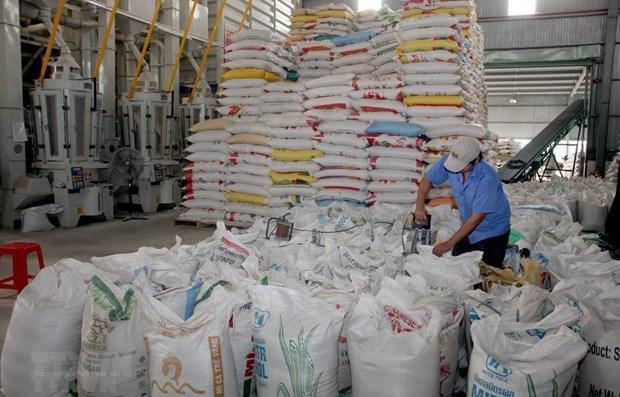 Des defis pour les exportations nationales de riz hinh anh 1