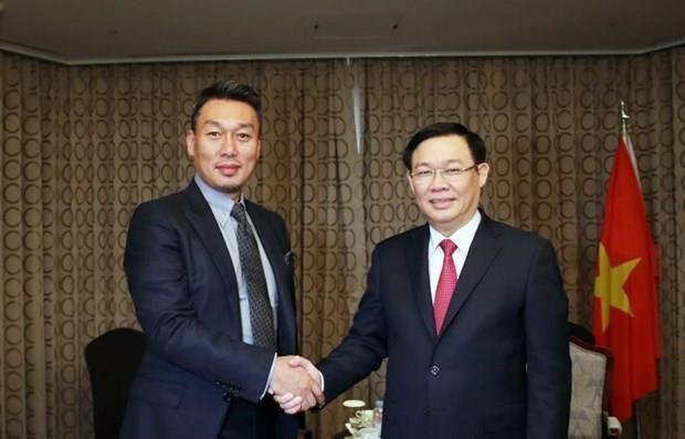 Le Vietnam veut s'inspirer du modele sans numeraire sud-coreen hinh anh 1