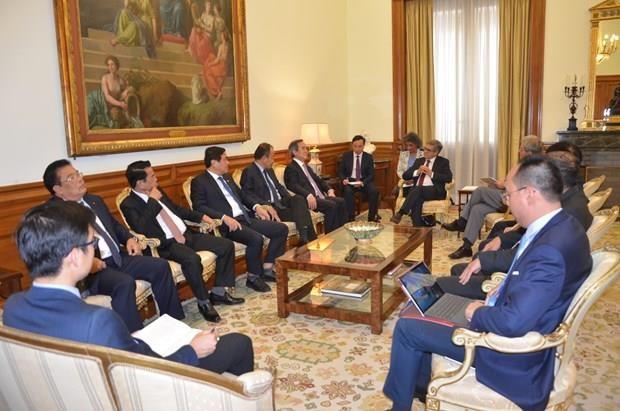 Le Portugal veut renforcer ses liens avec le Vietnam hinh anh 1