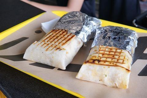 Le tacos francais debarque a Hanoi hinh anh 1