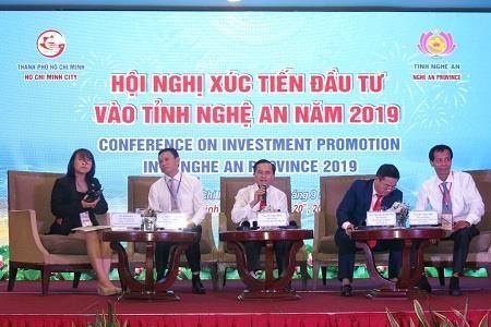 La province de Nghe An appelle a l'investissement dans 117 projets hinh anh 1