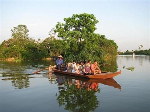 Safari sur l'ile aux aigrettes de Chi Lang Nam a Hai Duong hinh anh 1