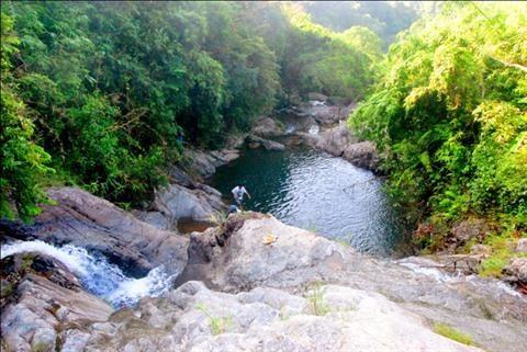 Balade vivifiante a la cascade de Pac Sui hinh anh 1