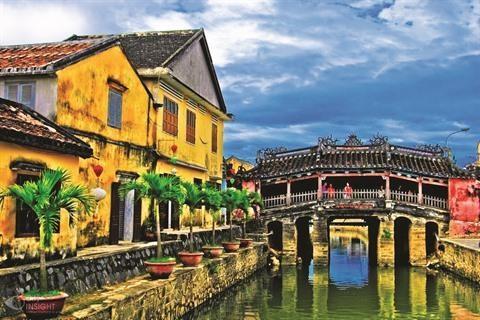Chua Cau, lieu emblematique de la vieille ville de Hoi An hinh anh 1