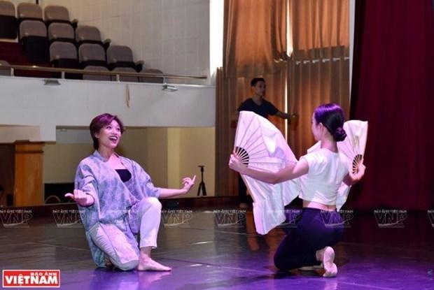 Tran Ly Ly, figure de la danse contemporaine hinh anh 2
