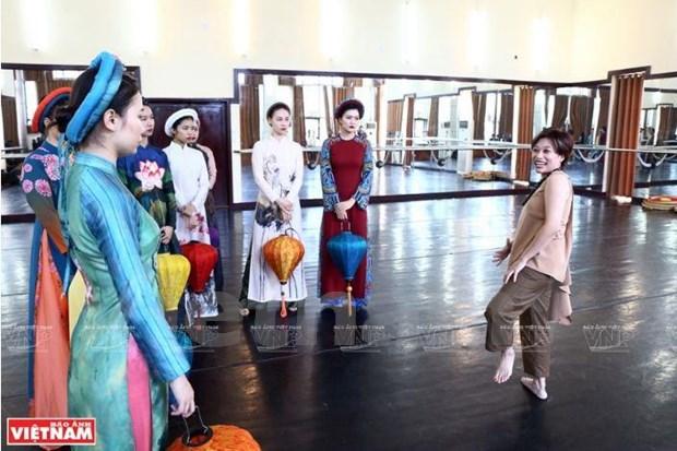 Tran Ly Ly, figure de la danse contemporaine hinh anh 3