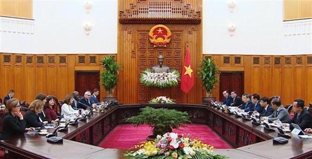 La BM est prete a aider le Vietnam a participer aux chaines de valeur mondiales hinh anh 1