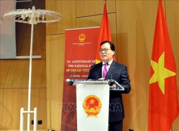Le Vietnam donne la priorite a la preservation des traditions culturelles hinh anh 1