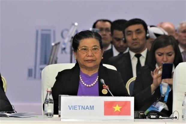 Le Vietnam souligne l'importance de la cooperation multilaterale a la MSEAP 4 hinh anh 1