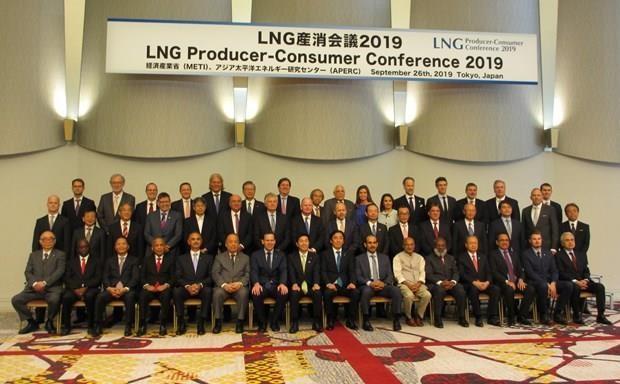 Le Vietnam participe a la conference des producteurs et consommateurs du GNL au Japon hinh anh 1