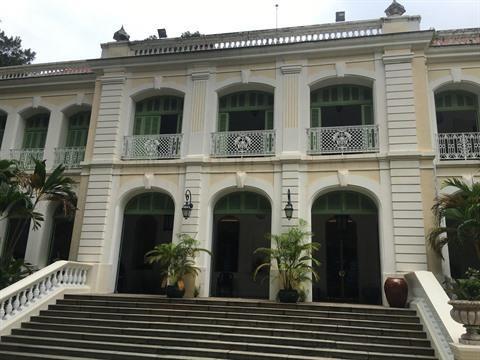 Ho Chi Minh-Ville : La residence de France, une demeure plus que centenaire hinh anh 1