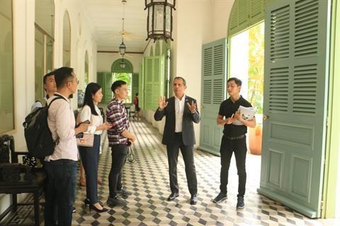 Ho Chi Minh-Ville : La residence de France, une demeure plus que centenaire hinh anh 2