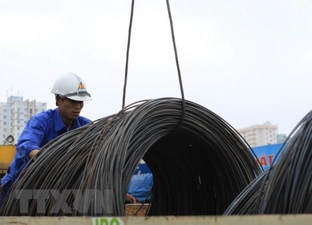 Defis pour l'acier et le fer vietnamiens hinh anh 1