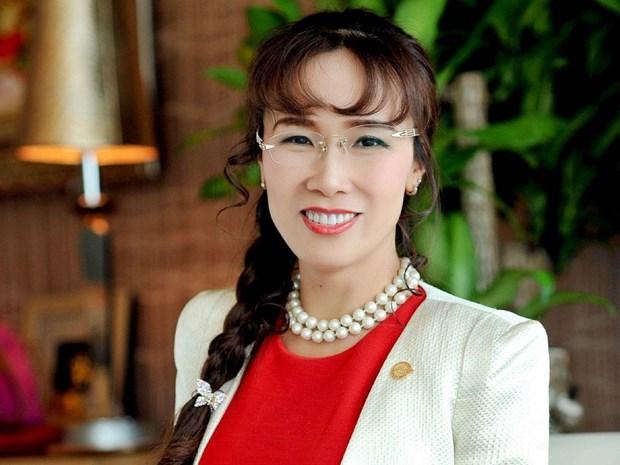 Deux Vietnamiennes dans le top 25 des femmes d'affaires les plus influentes d'Asie hinh anh 1