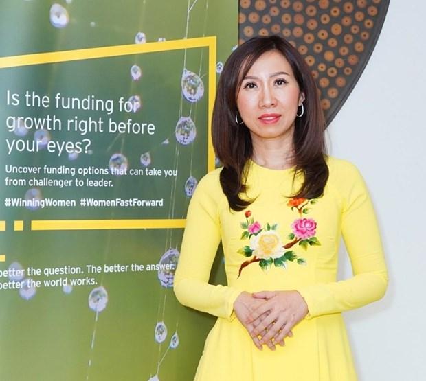Deux Vietnamiennes dans le top 25 des femmes d'affaires les plus influentes d'Asie hinh anh 2