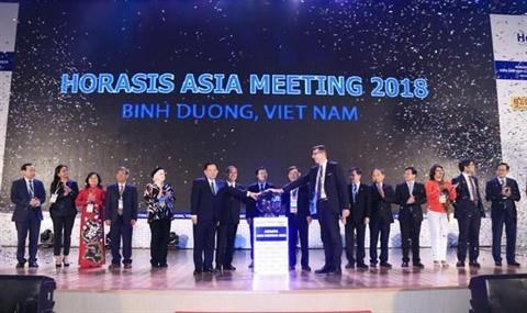 Binh Duong, une province ouverte a l'international hinh anh 1