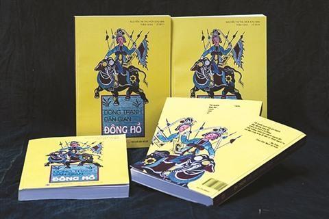 Le Bich et la passion pour les estampes de Dong Ho hinh anh 2