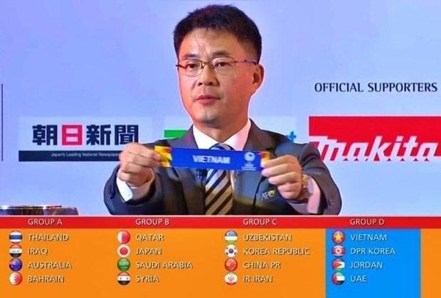 Championnat U23 de l'Asie 2020 : Le Vietnam s'en tire bien hinh anh 1