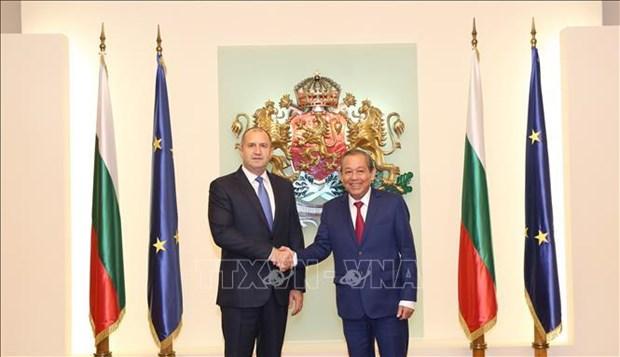 Le Vietnam est un partenaire important de la Bulgarie en Asie du Sud-Est hinh anh 1