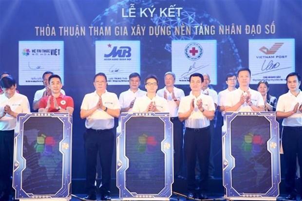 Le Vietnam lance une plate-forme de cartes numeriques hinh anh 1