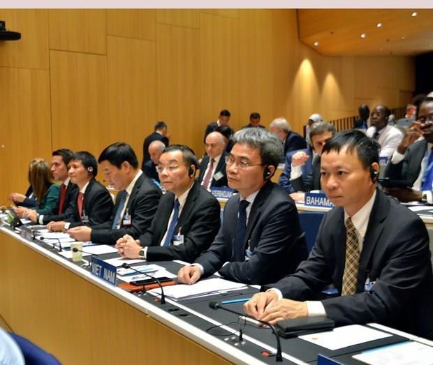 Le Vietnam participe a la 59e session de l'Assemblee generale de l'OMPI hinh anh 1