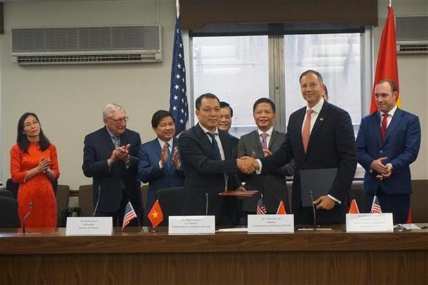 Le Vietnam et les Etats-Unis renforcent leur partenariat energetique hinh anh 1