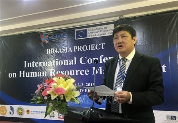 Ressources humaines: Les universites d'Asie du Sud-Est tisser leurs liens hinh anh 1