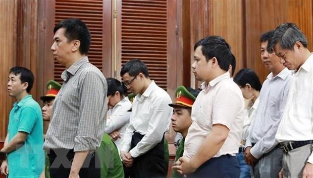 Affaire de VN Pharma : 37 ans de prison ferme contre les deux chefs de file hinh anh 1