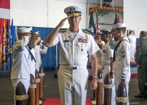 Les Etats-Unis affirment le droit de voler et de naviguer en Mer Orientale hinh anh 1