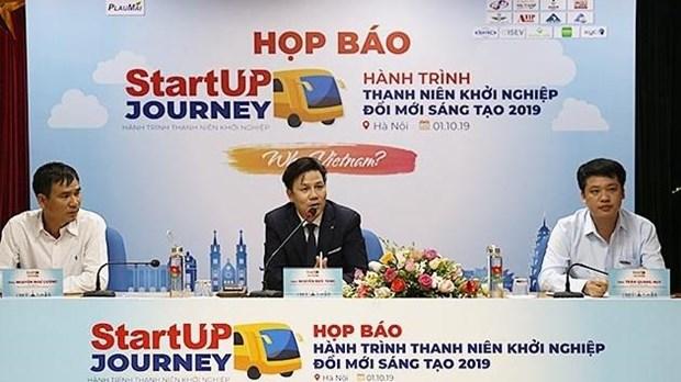 Le Voyage d'entrepreneuriat 2019 se focalise sur le tourisme hinh anh 1