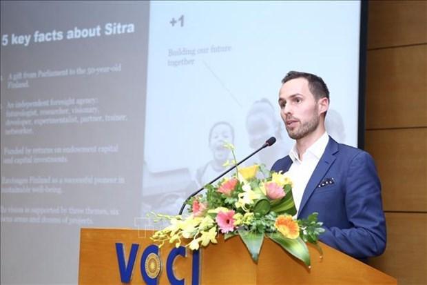 Pour developper l'economie circulaire au Vietnam hinh anh 1
