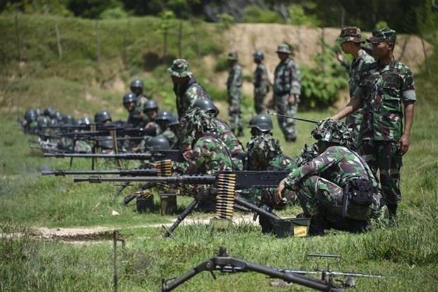 L'Indonesie etablira quatre nouvelles bases militaires hinh anh 1