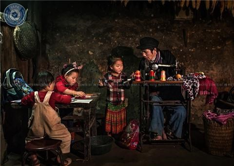 Le Vietnam remporte 26 prix au 10e concours international de photos d'art hinh anh 2
