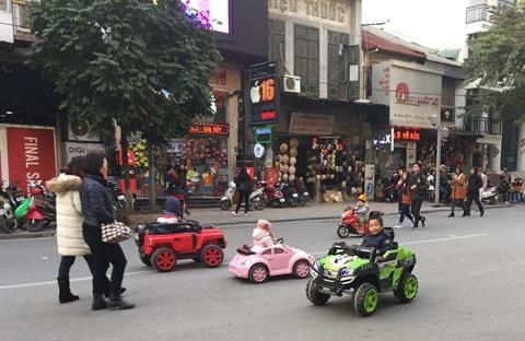 Hanoi, 65 ans apres sa liberation hinh anh 4