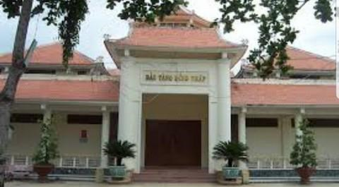 Le musee de Dong Thap hinh anh 1