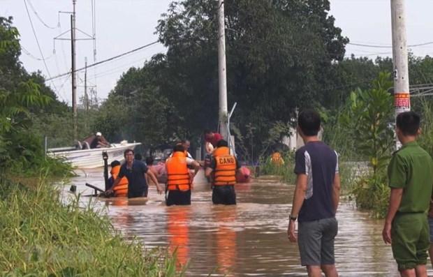 Vietnam et Japon partagent des solutions pour reduire les risques de catastrophe hinh anh 1