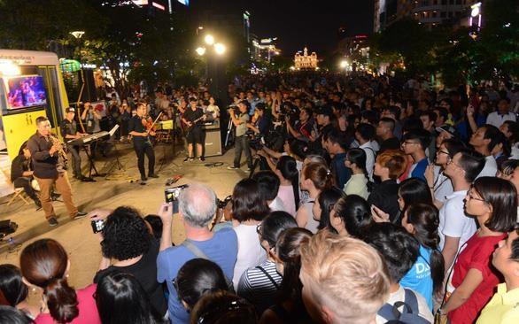 Ho Chi Minh-Ville accueille un festival international de musique hinh anh 1