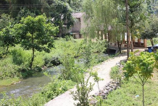 Khuoi Ky, le village des maisons sur pilotis en pierre hinh anh 3