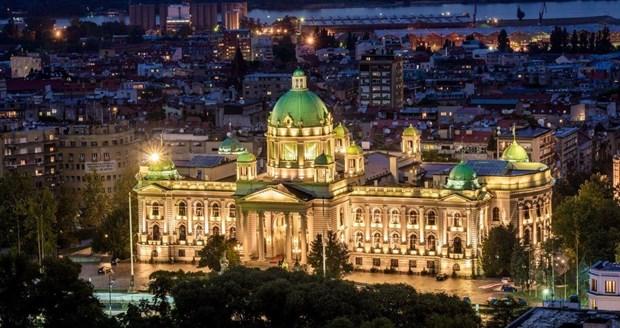 La 141e Assemblee de l'Union interparlementaire s'ouvre en Serbie hinh anh 1