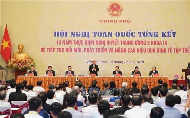 """Le developpement de l'economie collective """"doit partir des besoins de la population"""" hinh anh 1"""