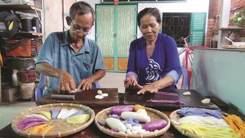 Gardiens des saveurs des gateaux traditionnels du Sud hinh anh 1
