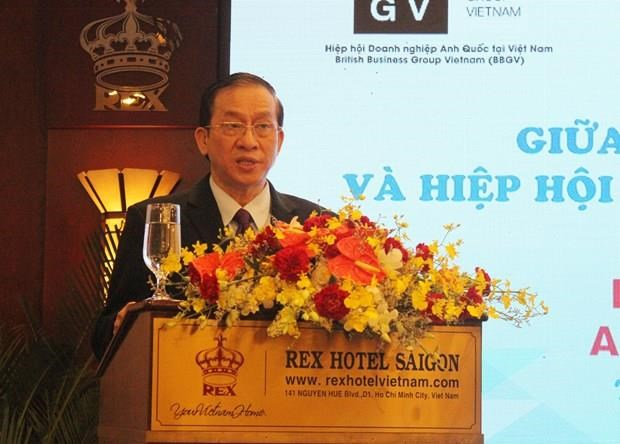 Ho Chi Minh-Ville a l'ecoute des entreprises britanniques hinh anh 1