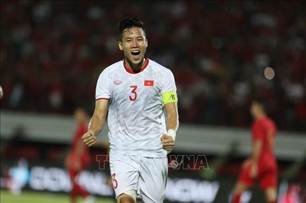 Qualification a la Coupe du monde 2022: le Vietnam remporte sa deuxieme victoire hinh anh 1
