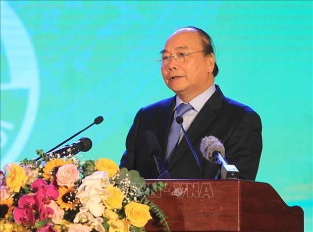 Le PM felicite Hai Phong pour ses acquis dans l'edification de la Nouvelle ruralite hinh anh 1